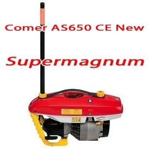 Aquascooter COMER AS 650 CE Super MAGNUM New