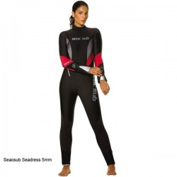 Muta Donna Seac Sub SEADRESS 5mm