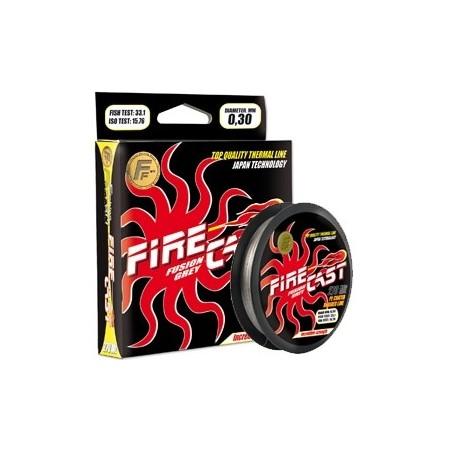 Trecciato Surf Casting Lineaeffe FILO FIRE CAST - Fusion Line