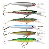 Esche Berkley Frenzy Firestick Minnow Crank - cm. 9