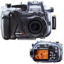 Fotocamera Sea&Sea DX-2G + Set Custodia