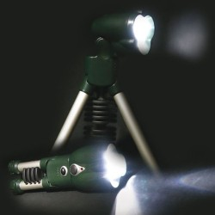 K-Karp Torcia con Treppiede Pod Lamp