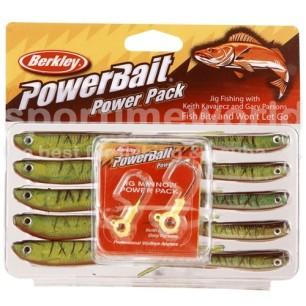 Kit Esche Berkley Power Pack Minnow Jig