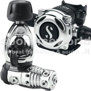Erogatore Scubapro MK25 / A700