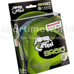 Filo Trecciato Lineaeffe HIPER CATCH SPECTRA BRAID - 275 mt