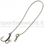 Terminale Lineaeffe ANTI EJECT HAIR RIG per Carp Fishing