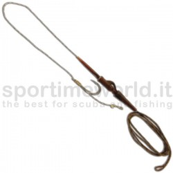 Lineaeffe LEAD CORE ANTI EJECT HAIR RIG per Carp Fishing