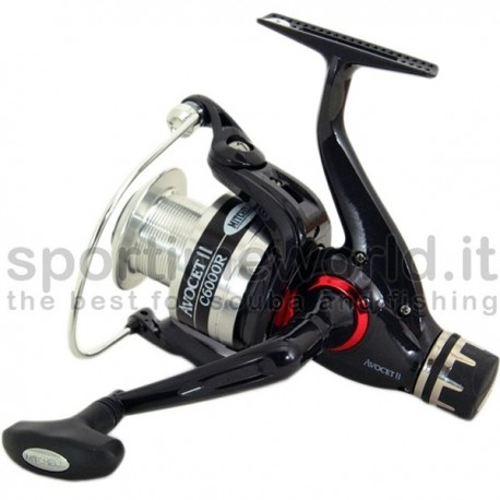 Mulinello Pesca Mitchell AVOCET II COPPER