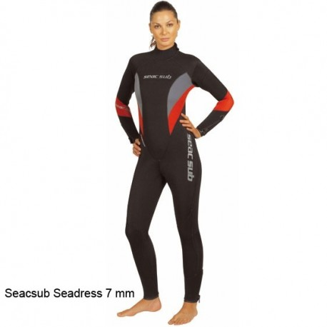 Muta Donna Seac Sub SEADRESS 7mm