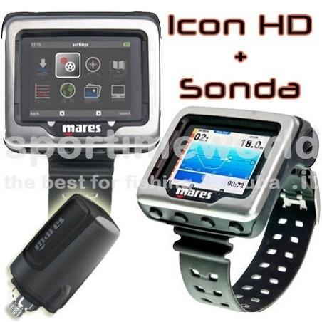 Computer Mares Icon HD + Sonda