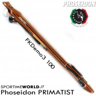 Rifle in Wood Phoseidon PRIMATIST FKDEMO3 85
