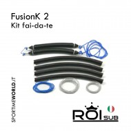 ROIsub FusionK 2 Rubber Kit - Do it yourself