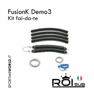 ROIsub FusionK Demo3 Rubber Kit - Do it yourself