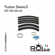 ROIsub Demo3 Rubber Kit - Do it yourself
