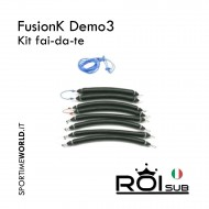 Kit Gomme Roisub KIT FusionK Demo3 Pronto Pesca