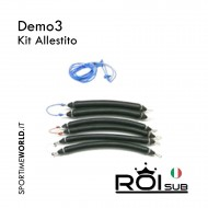 Rubbers Kit ROIsub Demo3 - Ready to Fish