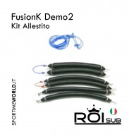 Rubbers Kit ROIsub FusionK Demo2 - Ready to Fish