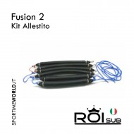 Rubbers Kit ROIsub Fusion2 - Ready to Fish