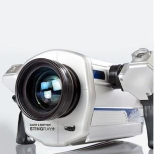 Custodia Video Sea&Sea StingRay + (Plus) con Impugnatura Destra
